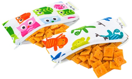 kids Itzy Ritzy Reusable Snack Bags